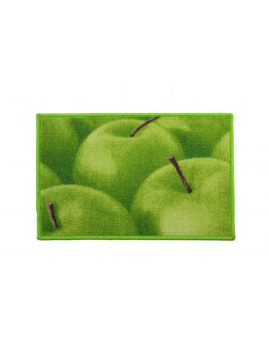 Felpudo Cocina Moqueta, Manzanas...